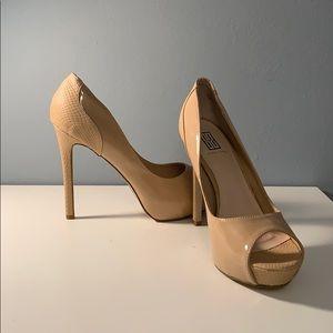 """Shoes - Nude Heel 4.5"""""""